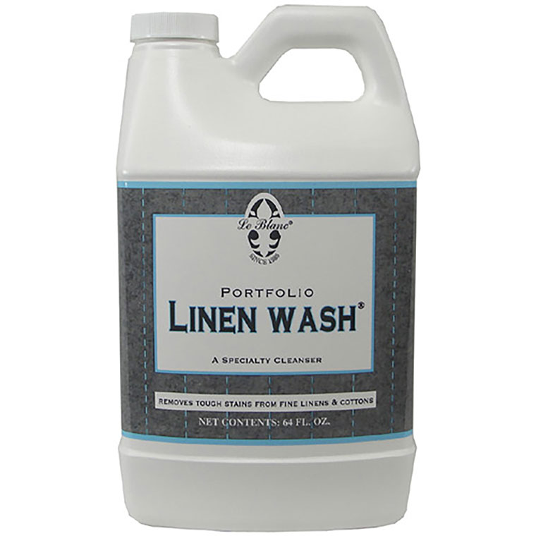 Le Blanc linen wash is an excellent detergent