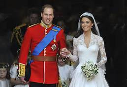 Prince William & Kate's wedding